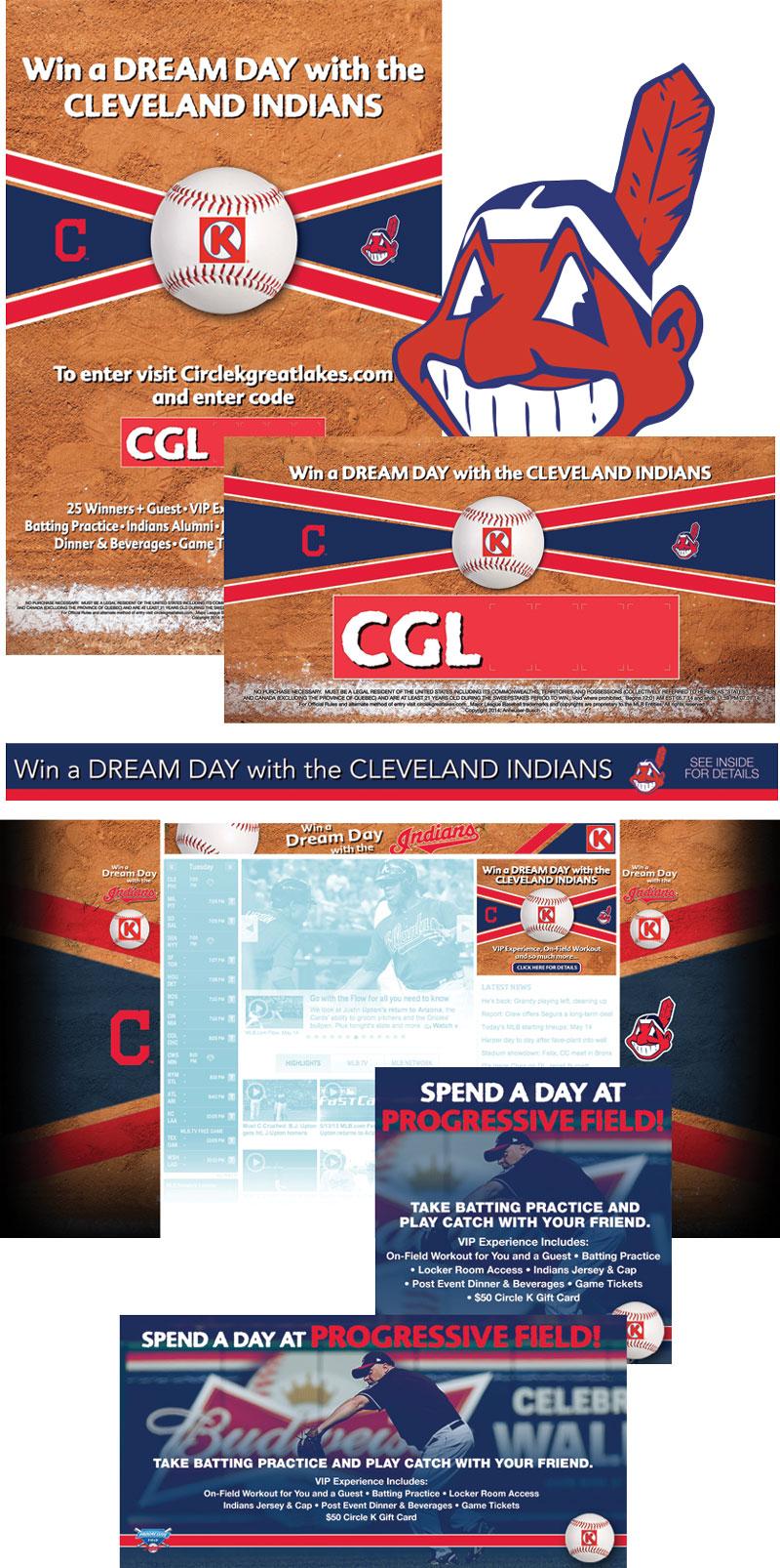 Circle K Cleveland Indians